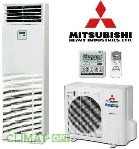 кондиционеры колонного типа mitsubishi