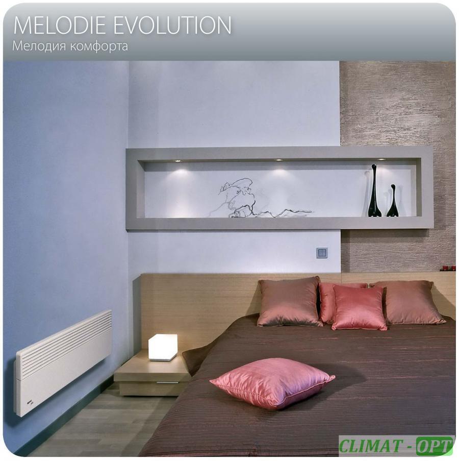Электрические конвектора Noirot Melodie Evolution Низкие