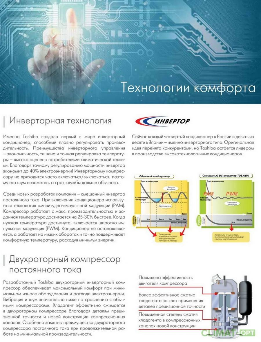 Toshiba PKVP DAISEIKAI Inverter NEW (Звоните, Скидки!)